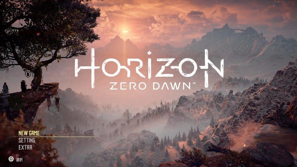 【ホライゾンゼロドーン】探索・風景好きな僕がハマっている(進行途中)PS4ゲームをいくつか紹介②
