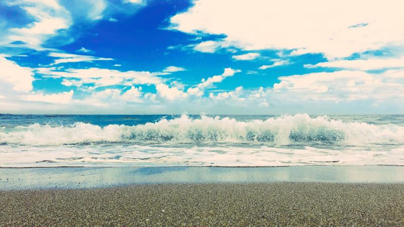 海や海の日に関すること(7月)
